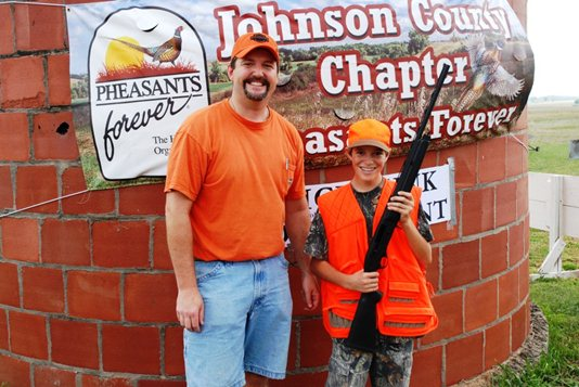 A collection of Pheasants Forever programs are introducing youngsters to the outdoors and upland conservation.