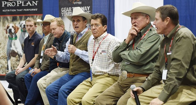 Purina Pro Plan Brings Top Bird Dog Trainers to 2018 National
