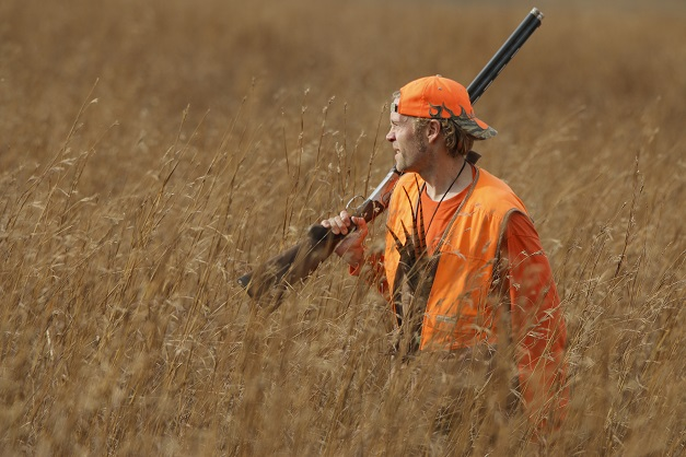 Nick Simonson, president, Lyon County Chapter of Pheasants Forever