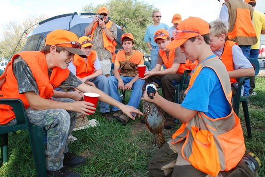 Safety, ethics, conservation, camaraderie and a celebration of the hunt are all aspects of chapter-led Pheasants Forever youth hunts.