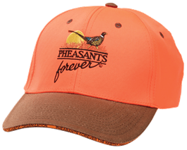 Think Habitat Blaze/Brown Cap