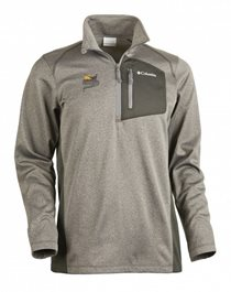 Columbia Jackson Creek 1/2 Zip Jacket - Heather