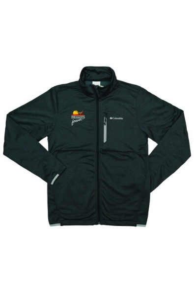 PF Columbia Outdoor Elements Full Zip - Dark Grey