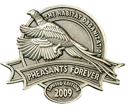 PF 2009 Limited Edition Pin