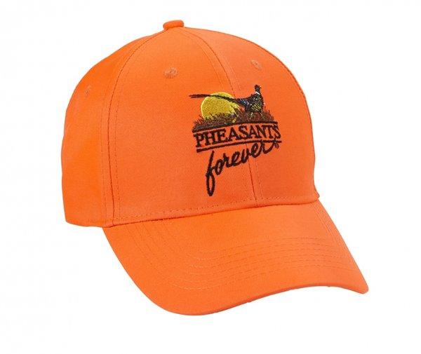 PF Solid Blaze Orange Hat