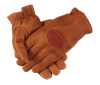 PF Deerskin Shooting Gloves - Unlined