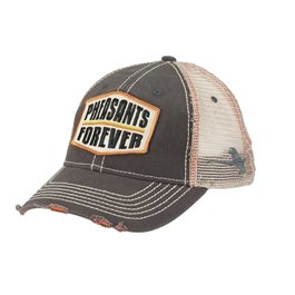 Farmer Emblem Meshback Cap