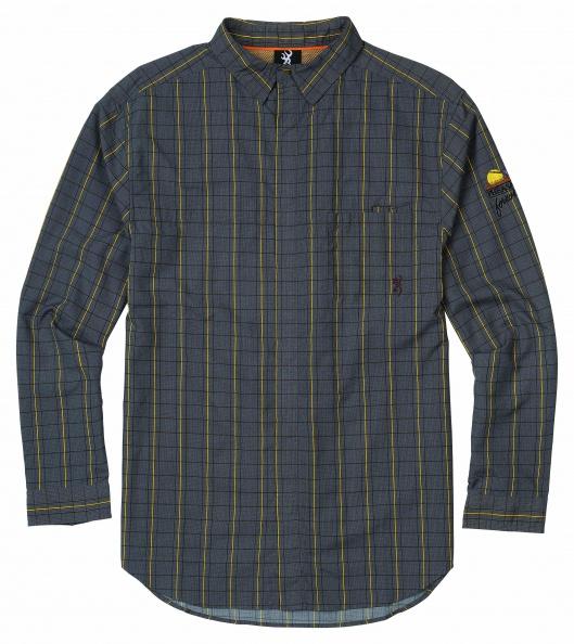PF Browning Lightweight Shirt - Plaid