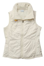 PF Columbia Womens Mix It Vest - Light Bisque