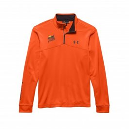 Under Armour Icon 1/4 Zip - Orange