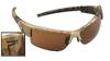 Solar Bat Camo Shooting Glasses