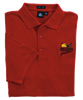 PF Dunbrooke Men's Omni Polo - Red