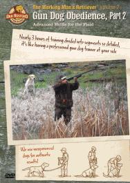 Gun Dog Obedience:Part 2 Advanced For Field DVD