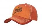 Faded Pheasant Hat - Burnt Orange