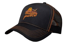 PF Midnight Hunter Mesh Back Hat - Black