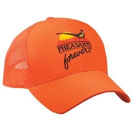 PF Blaze Orange Meshback Hat