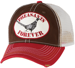 PF Throwback Red Cap