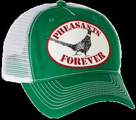 PF Throwback Green Cap