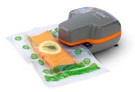 Oliso Dual Seal Freshkeeper Kit - 8 Refill Bags (Jumbo)