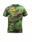 PF Youth Camouflage T-Shirt