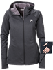 Columbia Women's Saturday Trail Hooded Jacket- Black