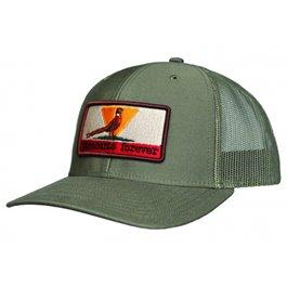 PF No Dak Richardson 112 Trucker Hat - Loden - Meshback