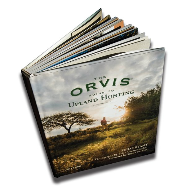The Orvis Guide to Upland Hunting (Book)