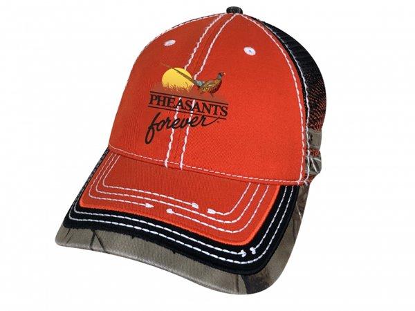 PF Autumn Day Meshback Hat