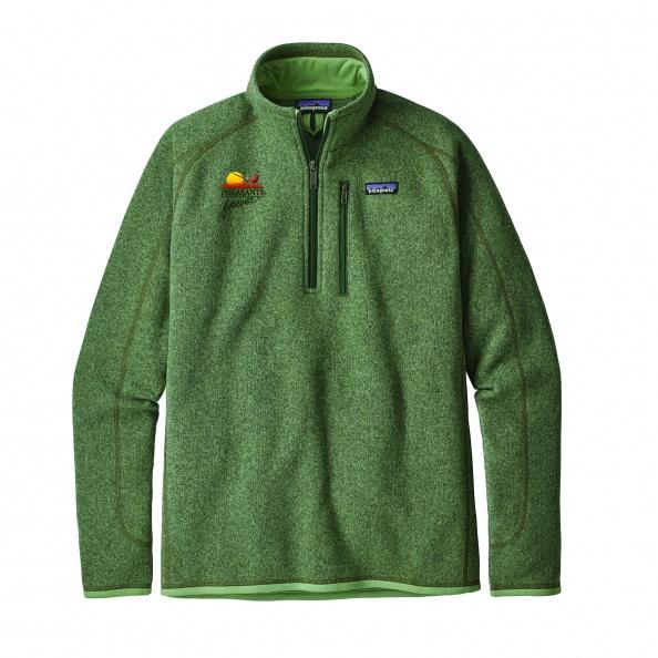 PF Patagonia M Better Sweater - Matcha Green