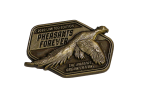 PF Limited Edition 2020 Pin in Antique Brass