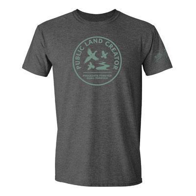 Donation + Public Land Creator T-shirt