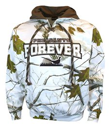 PF Realtree Snow Laced Hoodie
