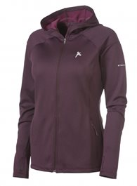 Columbia Women's Saturday Trail Hooded Jacket - Eggplant