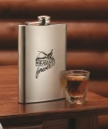Pheasants Forever 8 oz. Flask