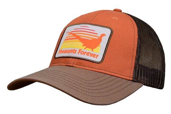 Sunset Patch Hat