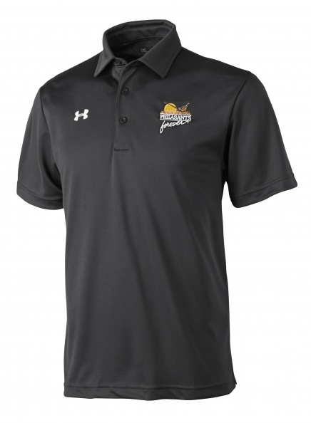 Under Armour Team Rival Polo - Black