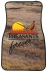 Pheasants Forever Car Mats - Set of 2