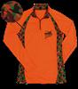PF Women's Microtech 1/4 Zip Shirt