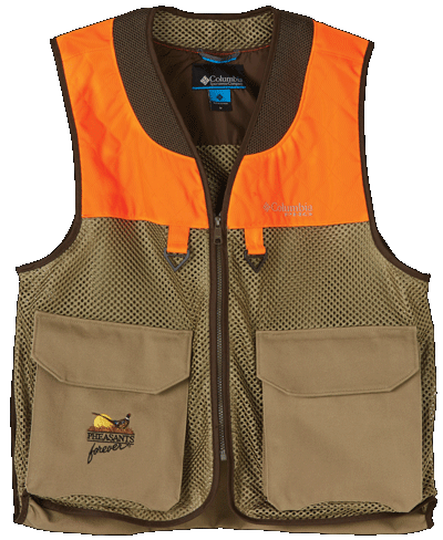 PF Columbia Ptarmigan Bird Vest