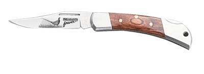 """Lockback 3"""" Knife w/PF logo"""