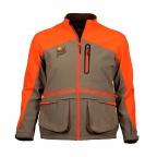 PF Gamehide Fenceline Jacket - Tan/Blaze