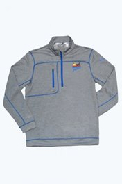 PF Puma Go Low 1/4 Zip - Dark Gray